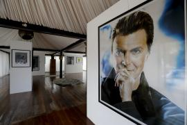 David Bowie vuelve a la vida con las fotos de Markus Klinko en Atzaró