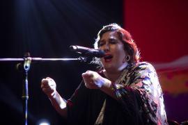 Éxito de Estrella Morente en Ibiza