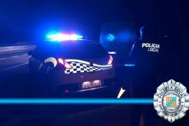La Policía de Sant Josep actúa ante un intento de suicidio
