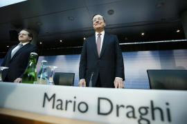 El BCE recomienda a países como España bajar impuestos