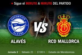 DIRECTO | Alavés - Real Mallorca
