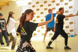 «El futuro del baile en Ibiza está garantizado porque hay mucho nivel»