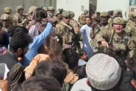 Historias de vida y muerte en el éxodo del aeropuerto de Kabul