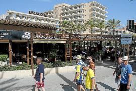 El Colegio de Arquitectos, ARCA y GOB, en contra de hoteles más altos en la Platja de Palma