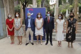 Salvador Illa destaca en Palma los vínculos «especiales» entre socialistas de Baleares y de Cataluña