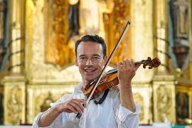 Linus Roth: «La música es la forma de cultura ideal para unir a las personas»