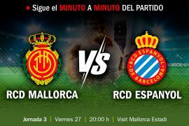 DIRECTO | Real Mallorca - Espanyol