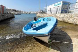 Interceptados 17 inmigrantes en otra patera llegada a Formentera
