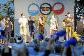 Amadiba despide el verano olímpicamente