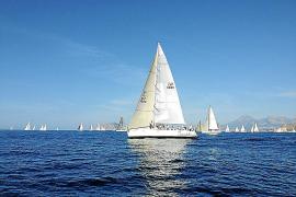 El ibicenco 'Café del Mar' conquista el Trofeo Peñón de Ifach