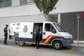 Detenido tras protagonizar una huida después de ser sorprendido robando en Platja d'en Bossa