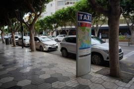 Taxistas de Ibiza reclaman que todas las ordenanzas del taxi se adapten a la Ley balear de Transporte