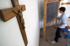 Solo el 26 % de los alumnos de centros públicos cursa Religión