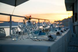 Ibiza o la gastronomía «para hacerse ver»