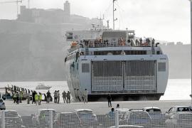 La Autoritat Portuària privatizará los servicios de pasaje en los nuevos muelles de Botafoc