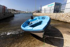 Llega una nueva patera a Mallorca con 23 personas
