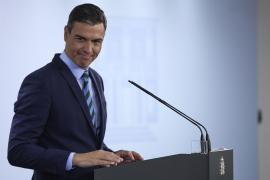 Pedro Sánchez: «Cuando acabe 2021 se habrá pagado de luz lo mismo que en 2018»