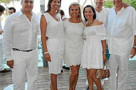 Fiesta de blanco en Nikki Beach