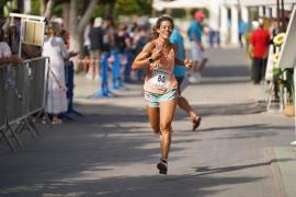 Las mejores imágenes de la 43ª edición del Minimaratón Sant Bartomeu de Fiestas de Sant Antoni.