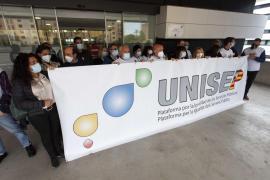 Unisep anuncia nuevas movilizaciones por la mejora de los servicios públicos