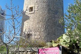 El Consell adquiere un molino de Ibiza porque su dueña no puede mantenerlo