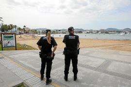 La Audiencia juzga a dos británicos detenidos por tráfico de drogas en Ibiza