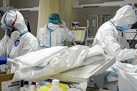 Cerca de 100.000 personas de las Islas han contraído el virus