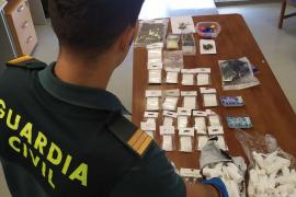 Detenido por suministrar drogas en fiestas privadas de Ibiza