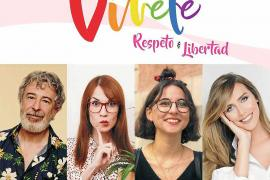 'Vívete, respecte i llibertat': primer congreso de temàtica LGTIBQ+