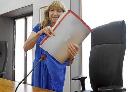 El PP de Ibiza inicia el expediente  de expulsión de Marienna Sánchez-Jáuregui