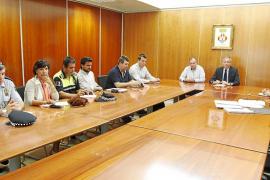 El Consell d'Eivissa pide a la Justicia que retrase la apertura de la estación del Cetis
