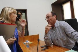 Daura considera «ilógico» que Jáuregui asuma una concejalía cuando el PP prevé su expulsión