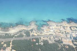 El servicio de internet en Formentera comienza a restablecerse vía radio