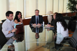 Vicent Serra reconoce «problemas  para pagar a los proveedores del Consorcio»