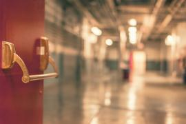 Aparecen fetos y órganos humanos en el antiguo hospital de La Línea