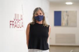 La exposición 'Soques. La cultura de l'arbre' de Julia Fragua en Sa Nostra Sala, en imágenes.