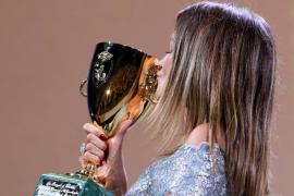 Penélope Cruz, Copa Volpi a la Mejor Actriz de Venecia por 'Madres Paralelas'