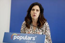 Sandra Fernández pone al gobierno de Vicent Marí como ejemplo a emular