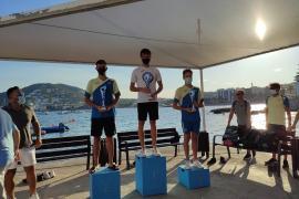 Los nadadores del CN Ibiza brillan en las aguas de Santa Eulària