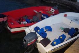 Llegan dos pateras a Mallorca con 34 personas a bordo