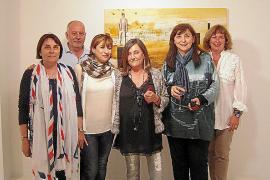 Exposición de Tomeu Coll en la galería Marimón