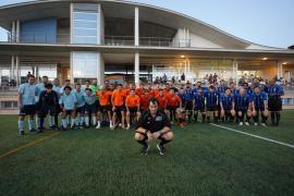 El fútbol pitiuso se cita para honrar la memoria de Javi Tristán