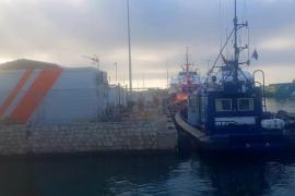 Interceptados 14 migrantes ya en tierra en Formentera