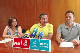 PSOE-Pacte critica que la «falta de liderazgo» de Serra ha creado una «crisis de gobierno»
