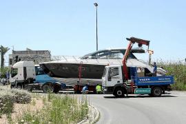 Accidente en hora punta en Vila