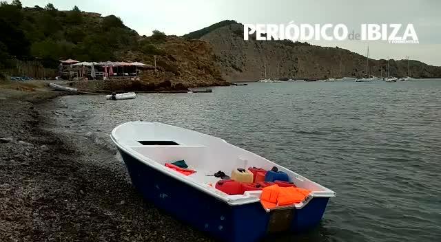 Interceptados 56 inmigrantes llegados en pateras a Ibiza y Formentera