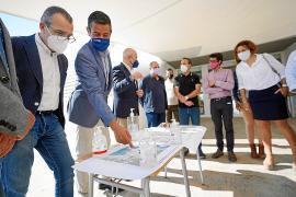 Energía eléctrica a precio de coste en Sant Antoni, el cambio en el mercado que impulsa el Govern