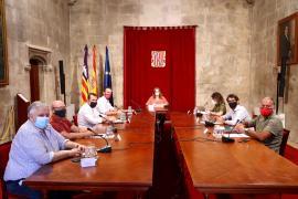 El Govern pone fecha al pago de los 855 millones estatales para empresas de Ibiza y Formentera