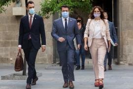 Aragonès deja a Junts fuera de la mesa de diálogo hasta que renueven su propuesta