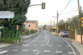 Vecinos de Establiments se plantean cortar la carretera para que Cort escuche